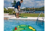 Pro Chip Island: golf in piscina