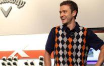 Justin Timberlake Creative Director di Callaway Golf