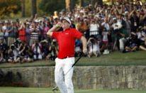 Keegan Bradley incornicia l'anno del debutto con il PGA Championship!