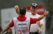 Miguel Angel Jimenez vince ancora a Hong Kong