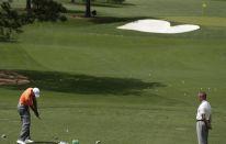 Tiger Woods, la giornata-allenamento tipo