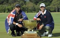 World Cup 2013 all'Australia di Jason Day e Adam Scott