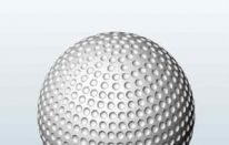 La forza di una pallina da Golf
