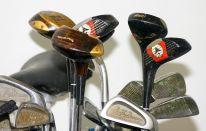 Vendere i propri bastoni da golf usati
