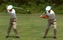 L'inizio del downswing ed i polsi nello swing da golf