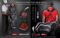 La sacca da golf Ogio Recoil Chamber, la più silenziosa e pratica