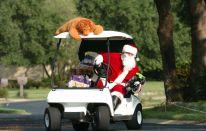 Buon Natale 2011 da Tshot, che regalo golfistico avete ricevuto?