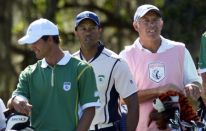 US Open 2011: il caddie di Tiger Woods sarà con Adam Scott