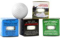Palline da golf, pazze!