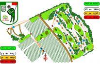 Campo da golf di Casaletto, il primo ecologico
