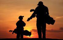 Golf e bambini: vostro figlio gioca?