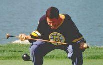 Il Golf è uno sport rilassante (bugia)