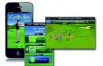 Applicazione iPhone per il golf: iGolfrules