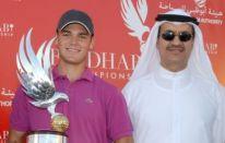 Abu Dhabi 2010: vince Kaymer