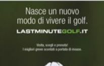 Last Minute nel golf