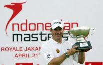 European Tour: Indonesian Masters a re Westwood