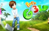 Let's Golf 3 si apre al download (quasi) gratis per Android