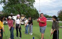 Lezioni di golf: primi passi di un neofita