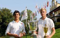Campionato Internazionale d'Italia maschile a Shadbolt, Manassero secondo
