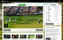 The Masters 2012: come seguirlo su iPhone o iPad