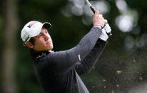 Matteo Manassero al comando del BMW PGA Championship