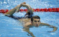 Michael Phelps si ritira dal nuoto e pensa al golf