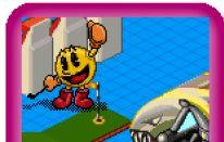 Pac-Man Arcade Golf
