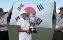 Inbee Park, 19 anni vince lo US Women Open 2008