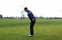 Prime sessioni di pratica: la posizione di partenza dello swing da golf