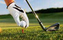 Prepararsi ad affrontare una gara di golf