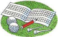 Guida al golf : le formule di gioco, spiegazioni con esempi