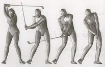 Swing Golf: la sequenza del downswing