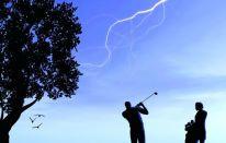 Regole del Golf: sospensione di un giro di golf