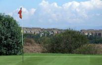 Tor Vergata, Roma: campo da golf pubblico