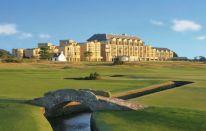 Lo storico campo da golf di St. Andrews si gemella con Roma?