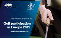 Il golf in Europa nel 2011
