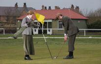 Idee per svecchiare il gioco del golf