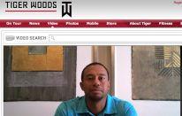 Tiger Woods: risponde ai fan ma non ai giornalisti?