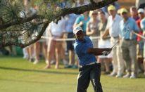 Tiger Woods: infortunio al ginocchio
