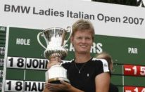 BMW Ladies Italian Open a Trish Johnson