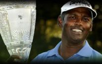 The Barclays 2008 a Vijay Singh!