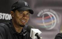 WGC Bridgestone Invitational 2011 con Tiger Woods e i tre italiani