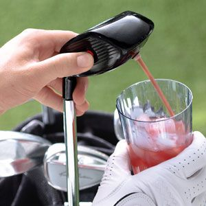 Electronic Drink Caddie