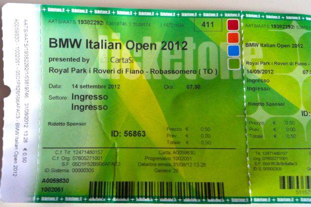 BMW Italia Open 2012