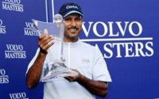 Volvo Master a Jeev Milkha Singh!