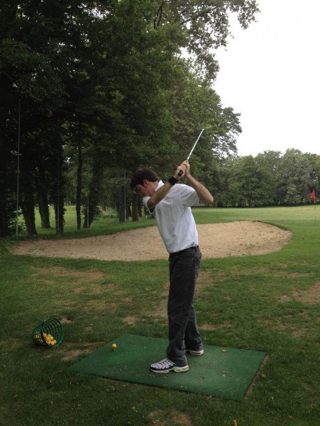 Lezione di golf (9)