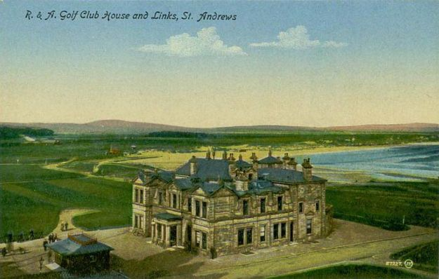 St Andrews Golf Club 1920
