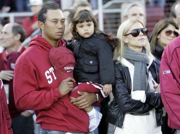 Tiger Elin Woods ritorno
