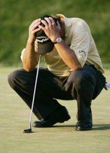 Golf: il momento più assurdo del 2007