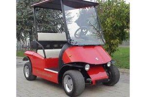 Tonino Lamborghini Golf Cart